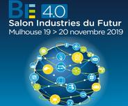 Salon Be 4.0 Industries du Futur 2019