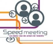 logo Speed meeting industriel Alsace CCI Eurométropole